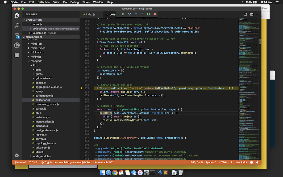 VS Code: the Best GUI Debugger for Node js Apps — Matthew Palmer